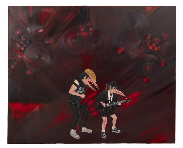 , 'Brian Johnson AC/DC at Nihon Seinenkan Back In Black World Tour,' 2017, Louis 21