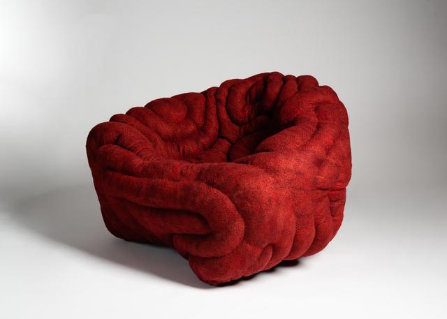 Ayala Serfaty, 'Dito Rosso - Custom Armchair', 2018, Maison Gerard