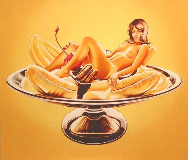 , 'Banana Split,' 2000, Aurifer AG
