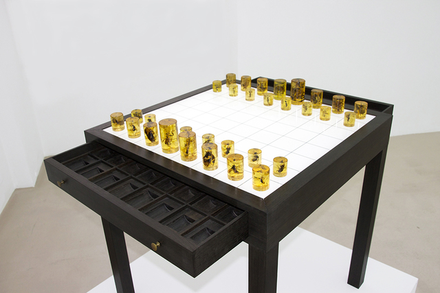 , 'Amorphous Organic (chess set),' 2008, NextLevel Galerie