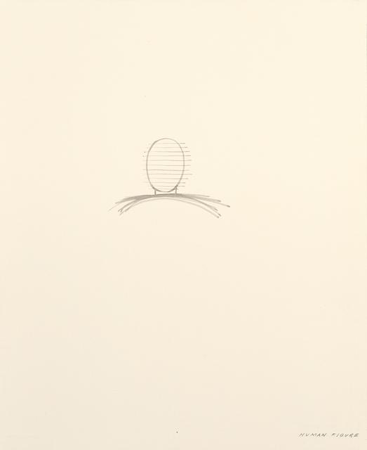 , 'Human Figure,' 2008, Barbara Gross