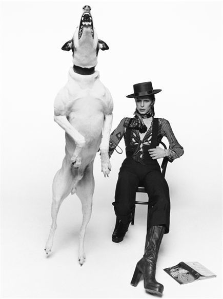 , 'David Bowie Diamond Dogs,' 1974, Mouche Gallery