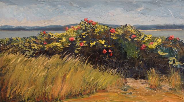 , 'The Wild Rose Bush,' 2016, Grenning Gallery