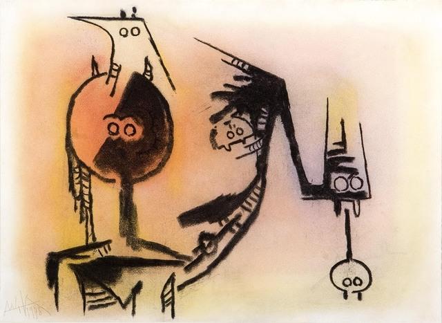 Wifredo Lam, 'Untitled (Sin título)', 1978, Museum of Latin American Art, Long Beach