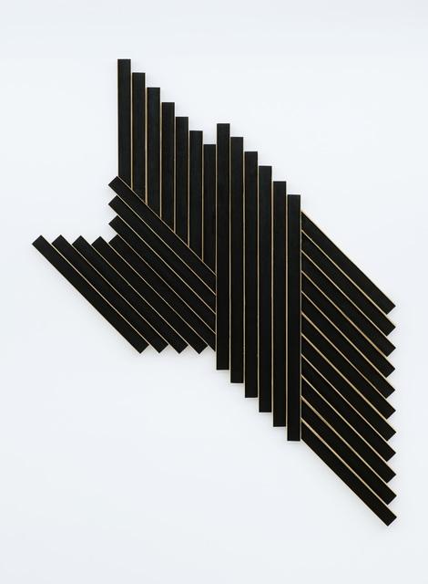 , 'Stroke beam,' 2016, Leeahn Gallery