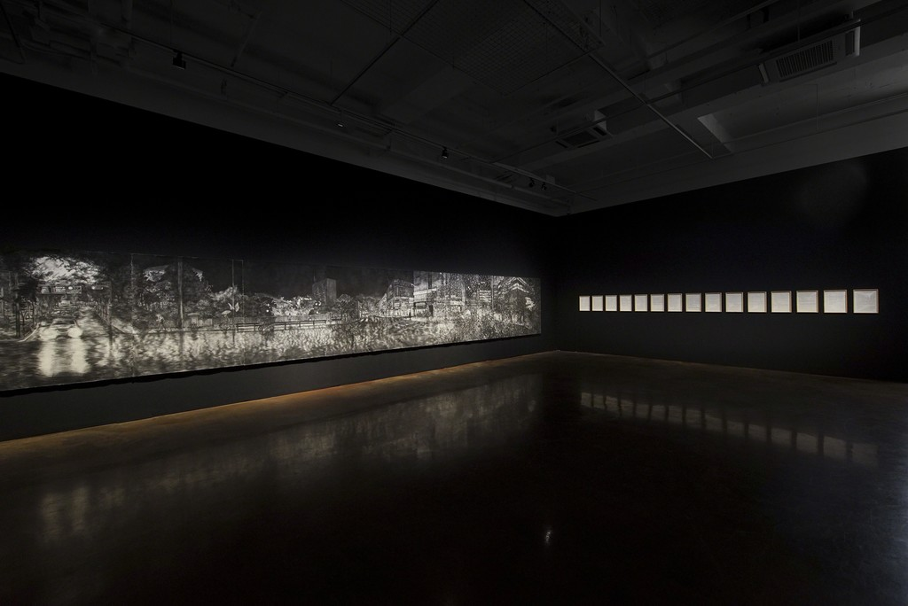 Installation view of The Most Ordinary Stories, ARARIO GALLERY, Seoul, Korea