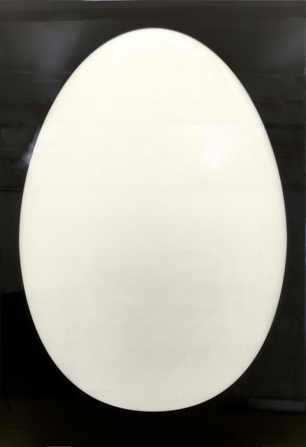 , 'Solid Egg,' 2015, Galerie Peter Kilchmann