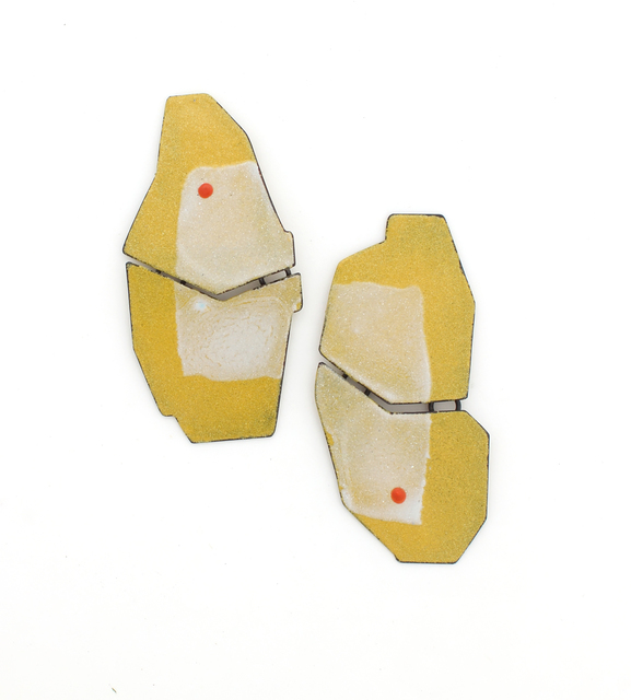 , 'Boundary Line Studs,' 2017, Facèré Jewelry Art Gallery