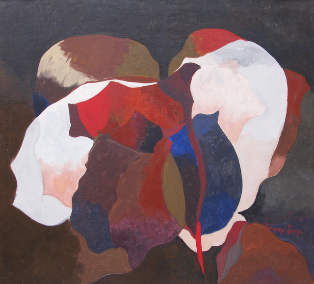 , 'Furia de un vegetal,' 2018, Galeria Oscar Roman
