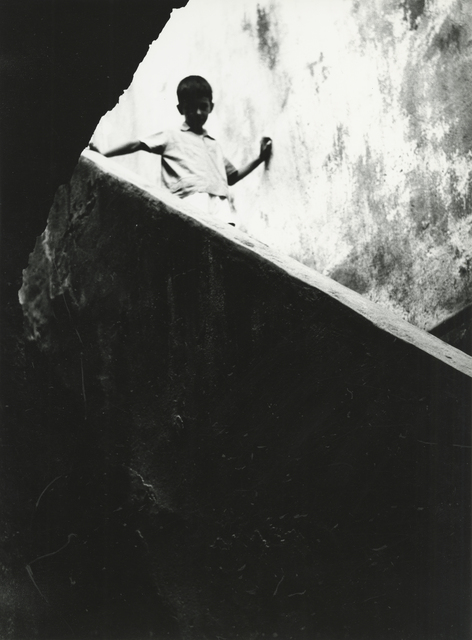 , 'La scala (The Staircase),' 1958, Howard Greenberg Gallery