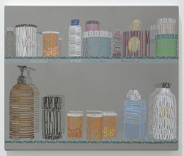 , 'Behind the Mirror,' 2015, Galleri Magnus Karlsson