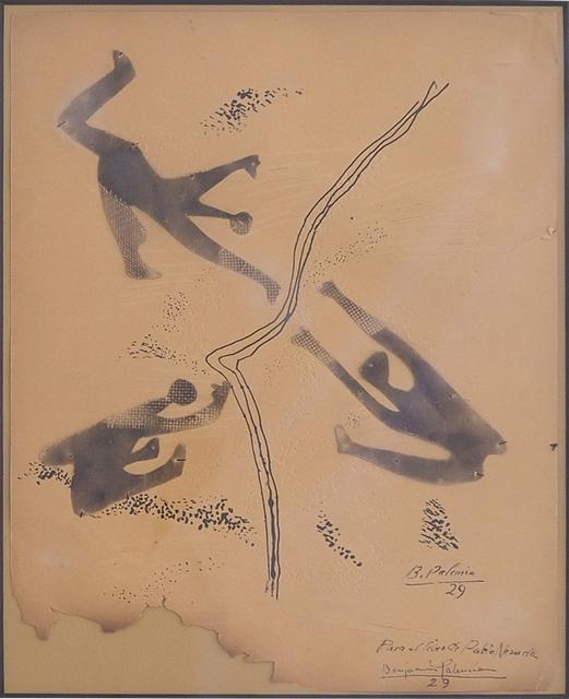 , ' Para el libro de Pablo Neruda,' 1929, N2 Galería