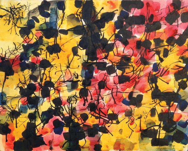 , 'Sans titre,' 1953, Winchester Galleries