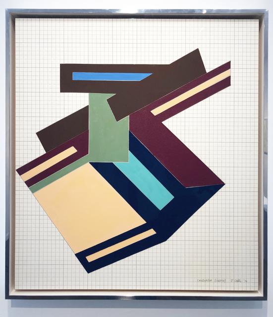 , 'CHODORÓW (SKETCH),' 1972, Leslie Feely