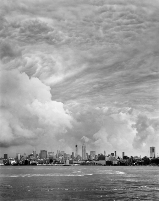 , 'Clouds #33, New York City,' 2014, Yancey Richardson Gallery