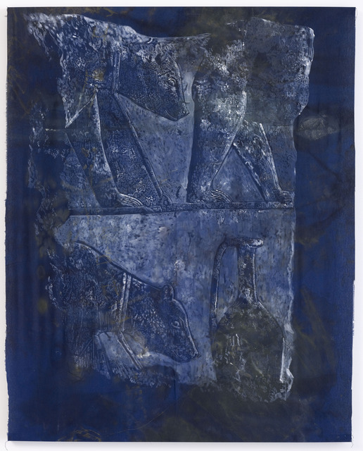 , 'Ursos (Munique),' 2012, Quadrado Azul
