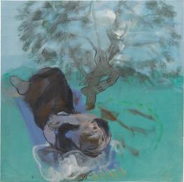 Freda Sargent, 'Mujer bajo la sombra,' ca. 1990, Phillips: Latin America