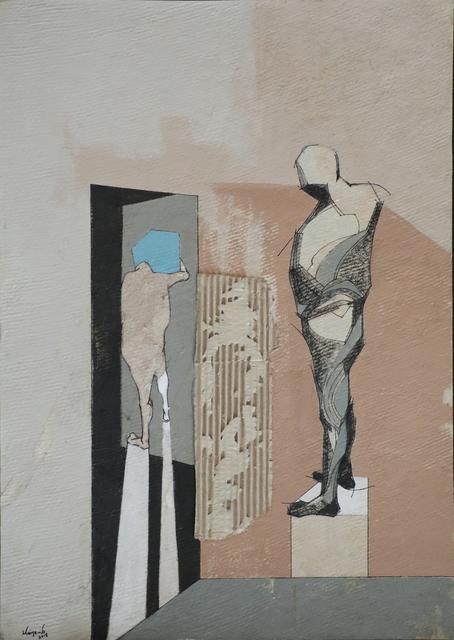 , 'Doors and Pedestrals,' 2018, AKKA Project