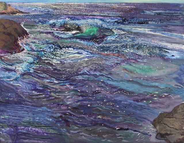 , 'Lobster Cove,' 2018, Gallery NAGA