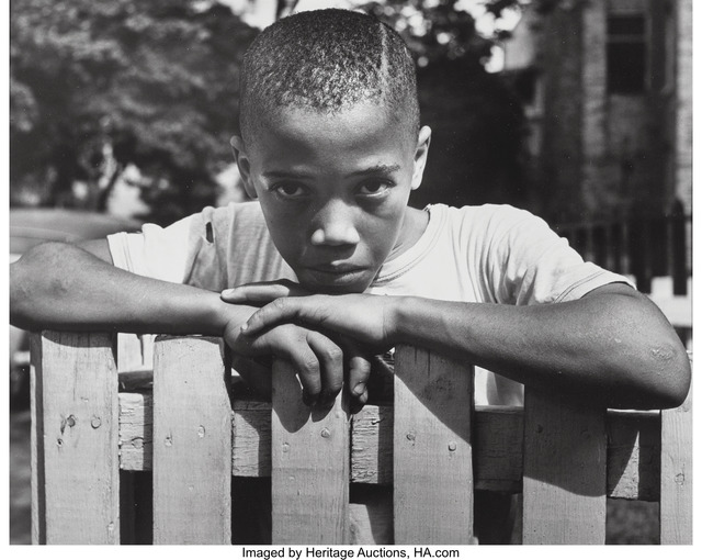 Ilse Bing, 'Charlie', 1953, Heritage Auctions