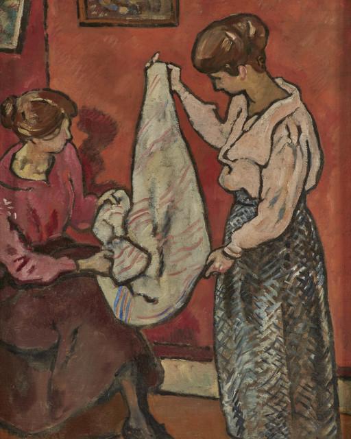 , 'Les Couturieres (The Dressmakers),' 1918, Jack Kilgore & Co.