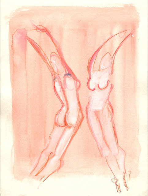 , 'The Dance No 7 ,' 1992, The Untitled Space