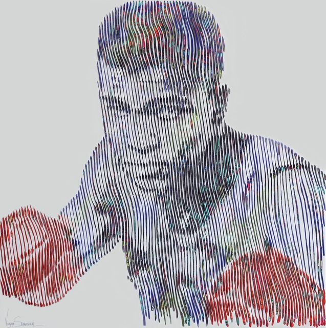 Virginie Schroeder, 'The Legend of Muhammad Ali ', 2019, Artspace Warehouse