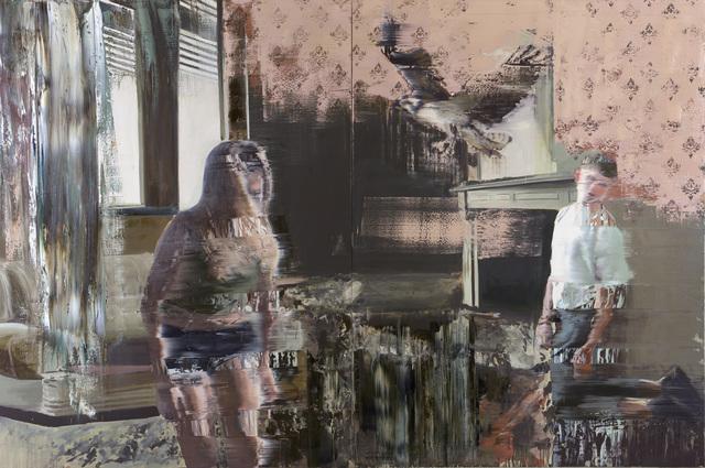 , 'The Dark Eagle,' 2018, Opera Gallery
