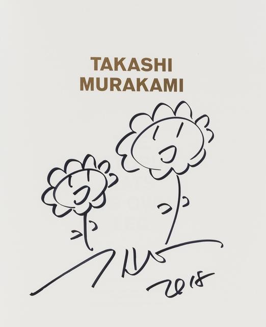Takashi Murakami, 'Flowers', 2018, Forum Auctions