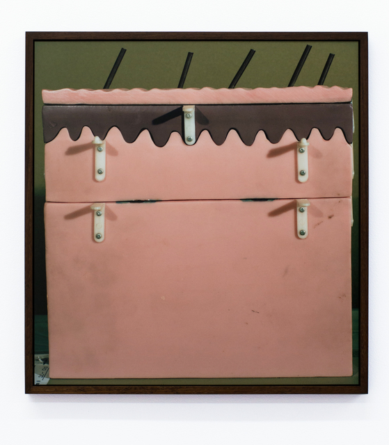 , 'Skin-Sculpture (Rear) ,' 2015, 315 Gallery