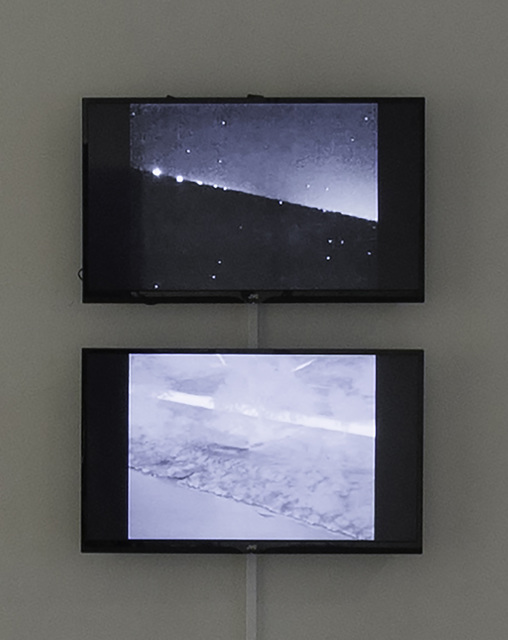 , 'Surveillance Nightlights (above),' 2010, Los Angeles Contemporary Exhibitions