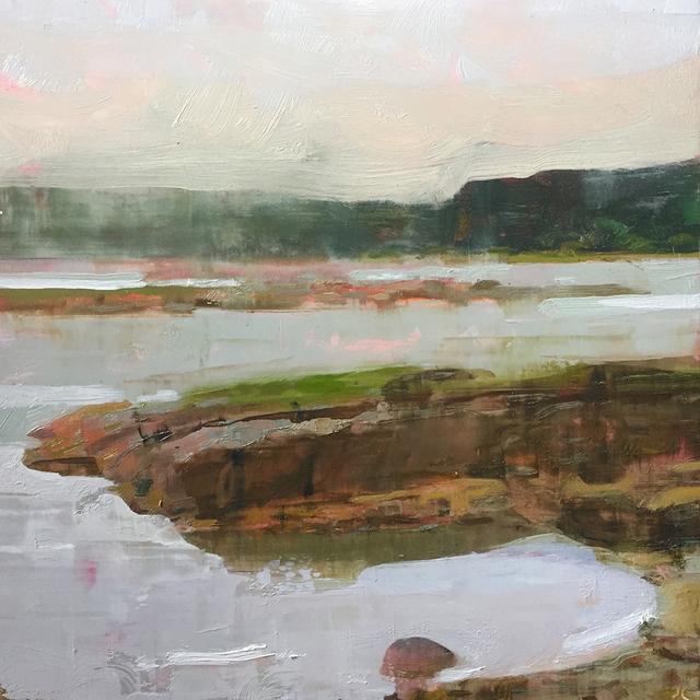 , 'Tidal Pond, Vinalhaven,' 2017, Somerville Manning Gallery