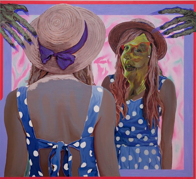 Justin Craun, 'Screen Flesh', 2013, Fredericks & Freiser