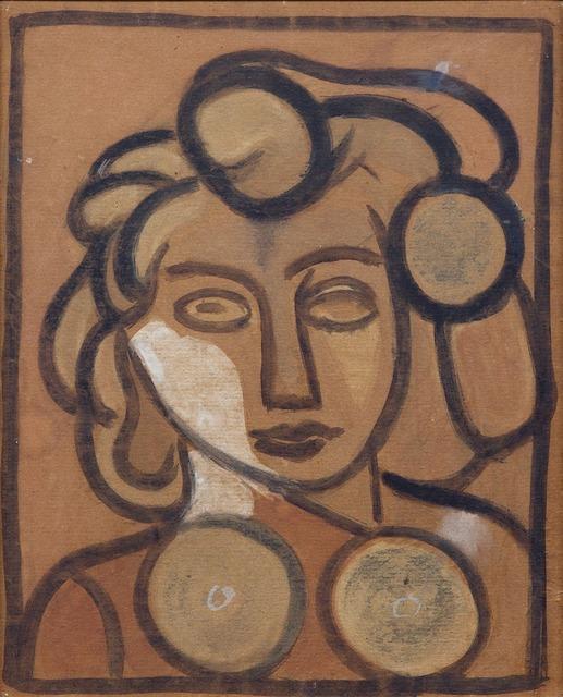 Wifredo Lam, 'Sans titre', 1937, Galerie Gmurzynska