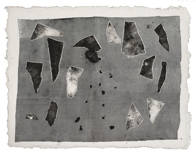 David Lynch, 'Untitled (C19)', 2001, Tandem Press
