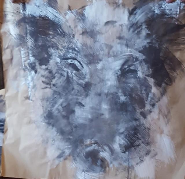 Marc Prat, 'Wild boar II', 2018, PontArte