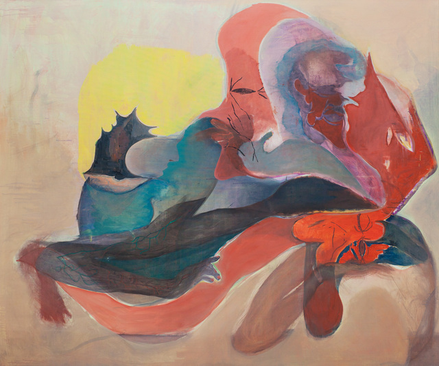 , 'tired of one's toil,' 2016, Diana Lowenstein Gallery