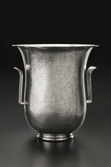 , 'A LargeArt Deco Vase,' , Fine Art Silver
