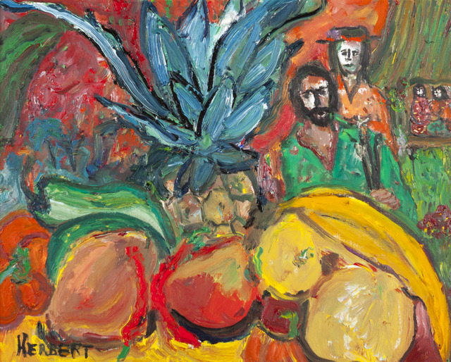 , 'Gauguin in Paradise,' 2002, Childs Gallery
