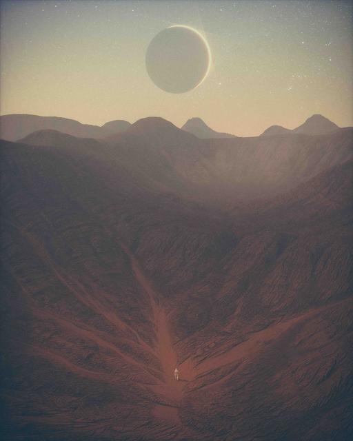 , 'ECLIPSE,' 2018, Red Chamber Gallery