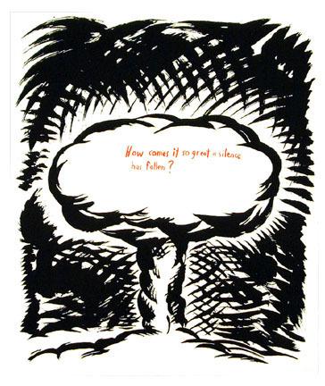 , 'Untitled (Atom Bomb),' 2000, Brooke Alexander, Inc.