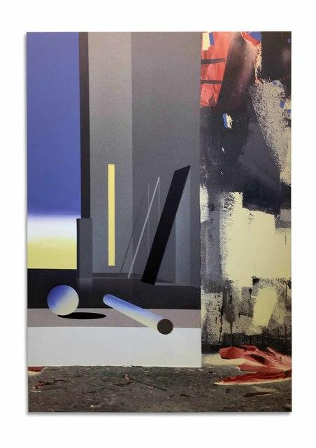 , 'Raum 1304,' 2016, Galerie Hans Mayer