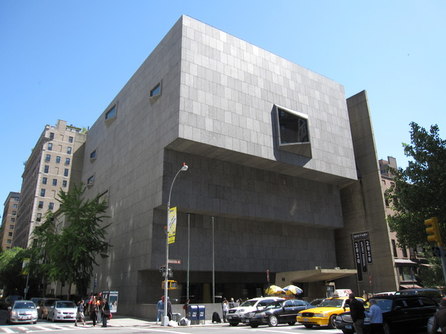 Marcel Breuer, 'Whitney Museum of American Art,' 1966, Whitney Museum of American Art