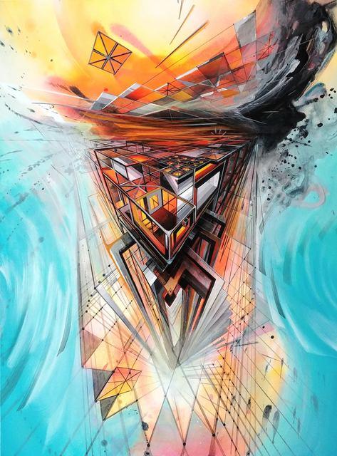 , 'Debris,' , Mirus Gallery