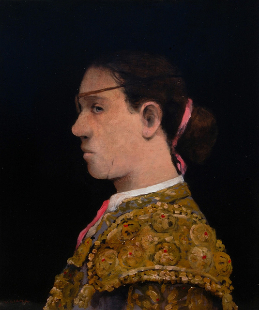, 'Untitled (Mujer torero),' 2016, Galerie Arcturus