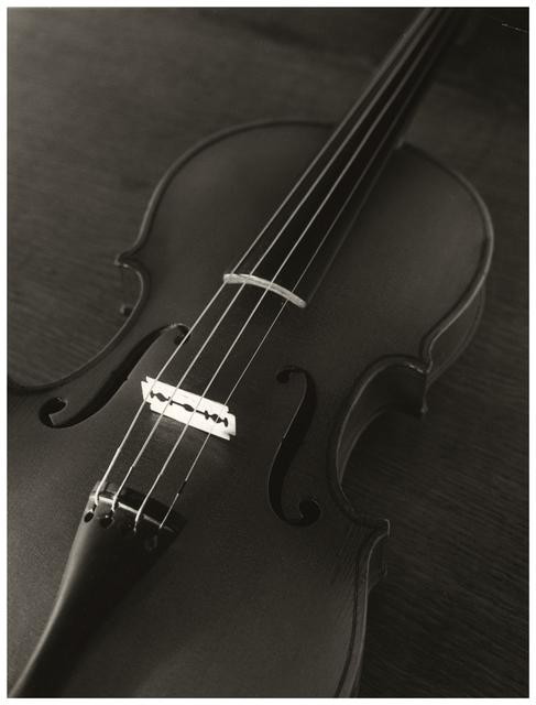 , 'Untitled (Violin-Cuchilla),' 1990, Mario Mauroner Contemporary Art Salzburg-Vienna