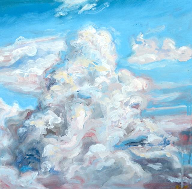 , 'Nebula,' 2017, Brickworks Gallery