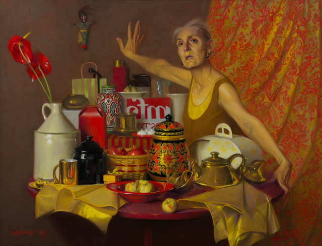 , 'Repulse the Monkey,' 2008, Vose Galleries