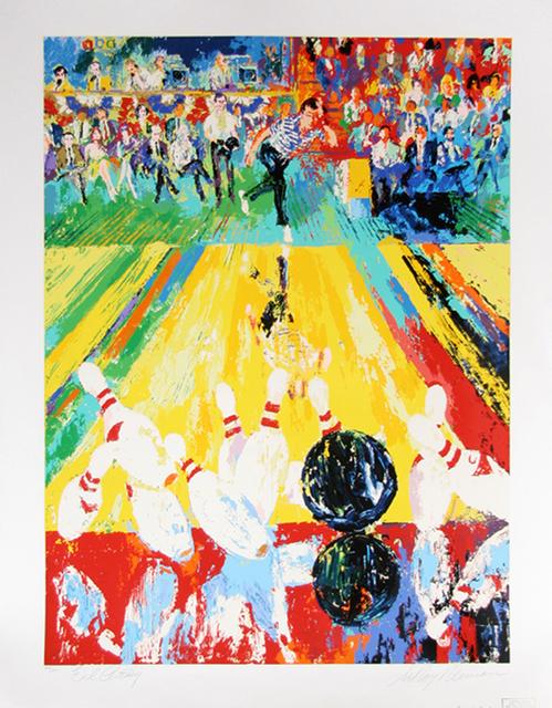 LeRoy Neiman, 'Million Dollar Strike', 1982, RoGallery