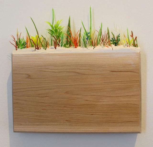 , 'Meadow Slice,' 2018, Resource Art